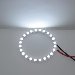 Кольцо 80мм SMD 5050 White