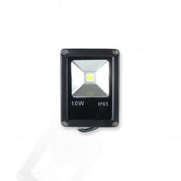 Светодиодный прожектор Super Slim (10W, 220V) White