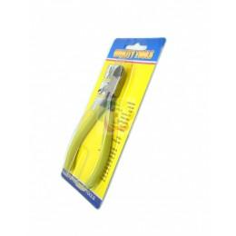 """Бокорезы в блистере """"Quality Tools"""" желтые"""