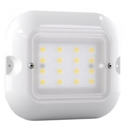 Светильник ЖКХ - 5000К, 480лм, 6Вт, 220VAC, IP20, Meduse 6W-ECO