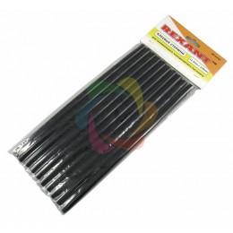 Клеевой стержень d=11.3мм L=270мм Чёрный REXANT (упаковка 10шт)