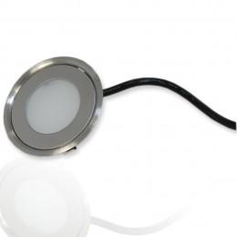 Светодиодный светильник точечный RST IP67 (0,5W, 12V). White