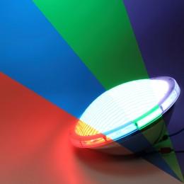 Светодиодный светильник для бассейна PAR56 (18W, 12V, 120deg) IP68 RGB
