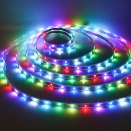 Лента 5050 30 светодиодов 2811 5V IP67