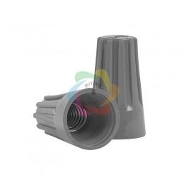 Соединительный изолирующий зажим серый (1,0 до 3,0 кв. мм2) СИЗ-1 (упаковка 100шт)