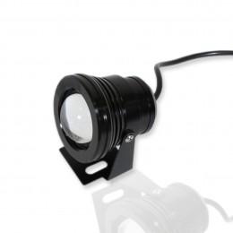 Прожектор светодиодный круглый 10W 220V White