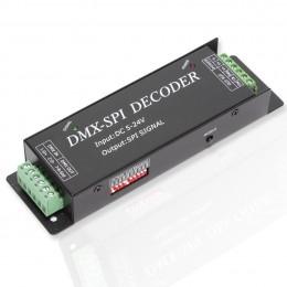 Декодер DMX-SPI
