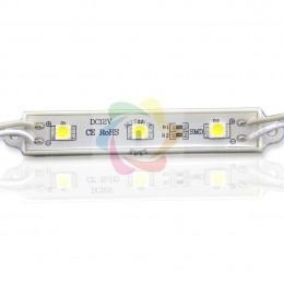 Светодиодный модуль 3SMD 5050 Yellow