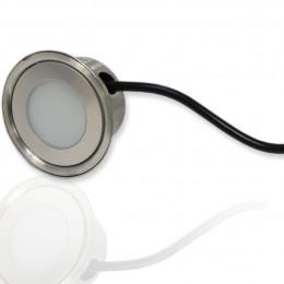 Светодиодный светильник точечный RST IP67 (0,7W, 12V) RGB