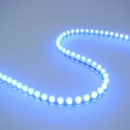 Светодиодная DIP лента бокового свечения IP67 Blue