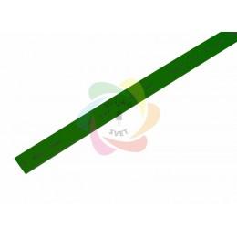 10.0 / 5.0 мм 1м термоусадка зеленая