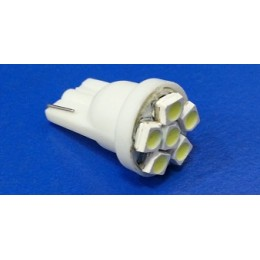 T10 6SMD 3528 White