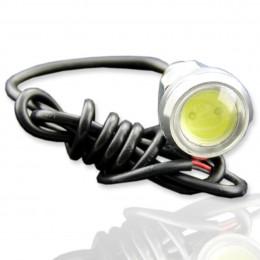 Светодиодный светильник точечный RS (2W, White)