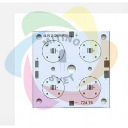 Алюминиевая плата PCB elitpcb BK-724-76