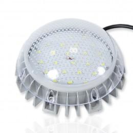 Светильник ЖКХ PL-SIL 15W 220V White