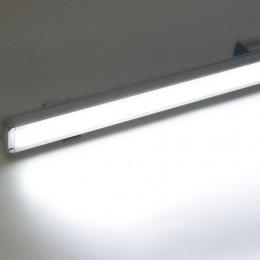 Светодиодный прожектор Meteor H8 24W 220V (48х35мм) White