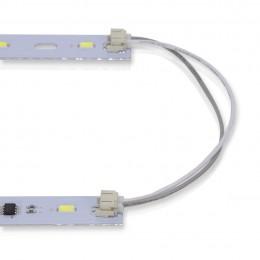 Коннектор для светодиодных линеек 220V, D149
