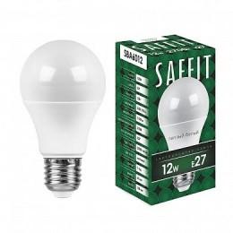 Лампа светодиодная, 12W 230V E27 2700K