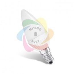 Светодиодная лампа «Estares» Е14 220V CD-4.5W WarmWhite (MS)