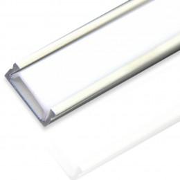 Профиль алюминиевый №1 длина 2м