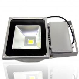 Прожектор светодиодный 100W 220V WarmWhite