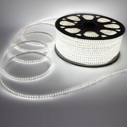 LED Лента 2835 120 Led 220V IP68 White