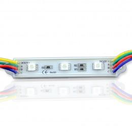 Светодиодный модуль 3SMD 5050 RGB