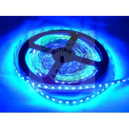 Лента 2835 120 Led IP65 Blue (Высший класс)