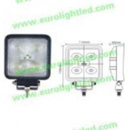 Прожектор 15W (ETW10) White