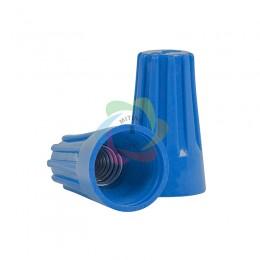Соединительный изолирующий зажим синий (1,0 до 4,5 кв. мм2) СИЗ-2 (упаковка 100шт)