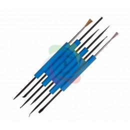 Набор для пайки (6 предметов) (CT-3616) (ZD-151) REXANT