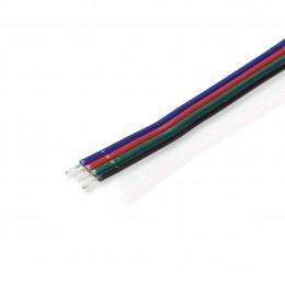 Провод 4х0,45мм для лент RGB К2