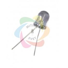 Светодиод 12V 10мм Yellow