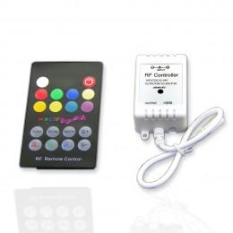 Аудиоконтроллер RGB IR20K (12-24V, 72-144W)