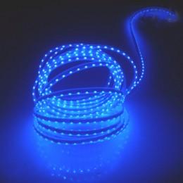 Светодиодная DIP лента бокового свечения 335 60 светодиодов IP65 синий
