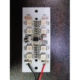 Стробоскоп F IP65 Red 12V