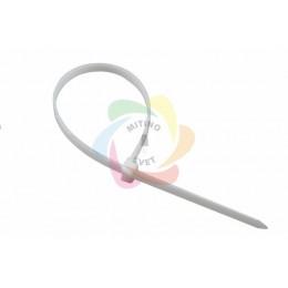 Хомут nylon 3.0 х 150 мм белый REXANT (упаковка 100шт)