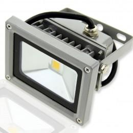 Прожектор светодиодный 10W 220V WarmWhite