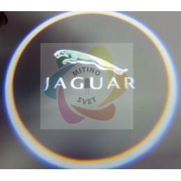 Проекция логотипа JAGUAR
