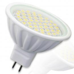 Светодиодная лампа IC-MR16-3528 (3W, 220V, Warm White)