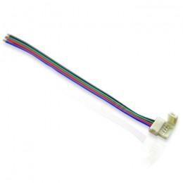 Коннектор выводной 10mm RGB