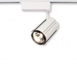 Светодиодный светильник трековый JH-A09-30W 2L PX49 (30W, 220V, day white)