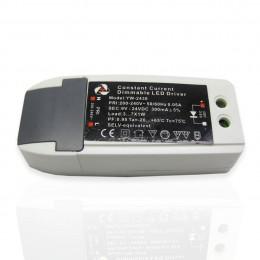 Светодиодный драйвер диммируемый YW-2430 (9-24V, 300mA)