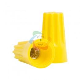 Соединительный изолирующий зажим желтый (1,5 до 9,5 кв. мм2) СИЗ-4 (упаковка 100шт)