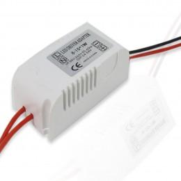 Светодиодный драйвер (220V, 20W, 24-55V, 300mA)