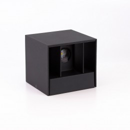 Светодиодный светильник настенный 1451 UC204 (220V, 2х3W, warm white)