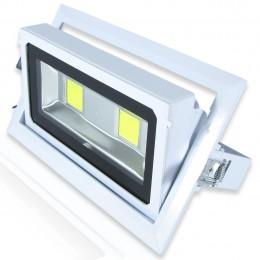Встраиваемый потолочный прожектор 30W 220V White