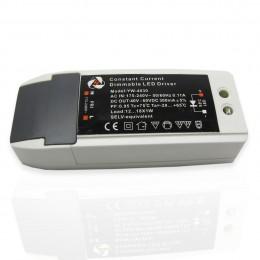 Светодиодный драйвер диммируемый YW-4030 (40-60V, 300mA)