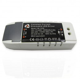 Светодиодный драйвер диммируемый YW-11030 (85-110V, 300mA)