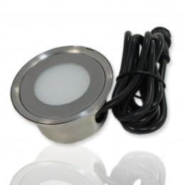 Светодиодный светильник точечный RST IP67 (0,5W, 12V) White